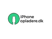 iPhone opladere logo